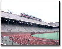 Inside Franklin Field