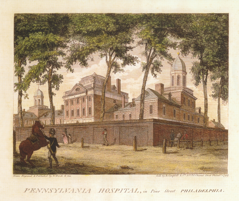 Birch's Views of Philadelphia