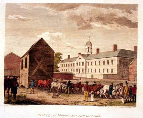 Walnut Street Gaol
