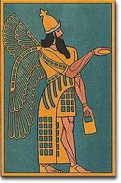 Assyrian icon