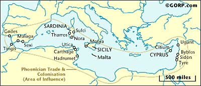 the origins and history of phoenicia in the east coast of the mediterranean sea The phoenicians were very great sea traders of the mediterranean sea in the eastern the mediterranean coast,in present-day history of phoenicia.