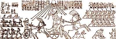 faraoene i egypt
