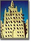 Mosque at Timbuktu