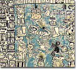 Mayan Glyphs Pictures