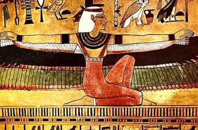 الهه مصری Isis یکی از مهم ترین خدایان جهان باستان بود. در اصل الهه مادر و باروری، ایسیس به مادر همه خدایان تبدیل شده و در سراسر مصر تا قرن ششم میلادی عبادت میشد.