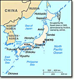 Japan An Island Nation ushistoryorg