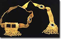 Assyrian necklace