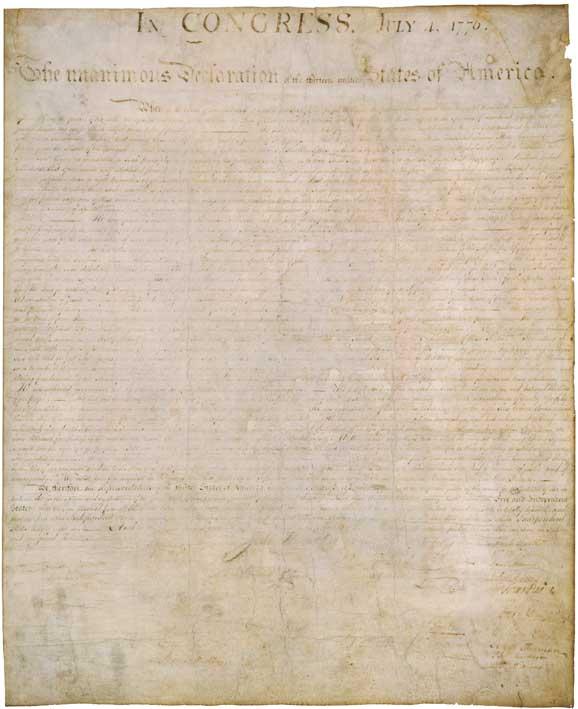 declaration scan