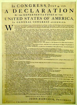 Reading The Declaration Of Independence Lesson Plan The Declaration Of Independence Has Been Read And Talked About More Than  Any Other American Document There Are Many Books Essays And Treatises  Written