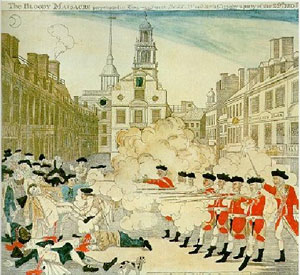 Read on what the Boston Massacre was all about!