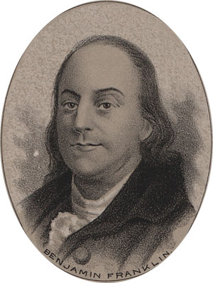 Signers of the Declaration of Independence: Benjamin Franklin