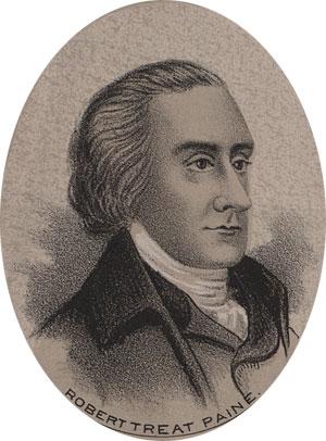 Robert Treat Paine association