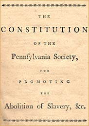 Constitution and slavery essay