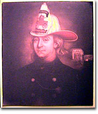 Ben Franklin, Firefighter