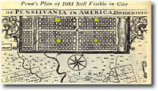 Penn's Plan of 1681