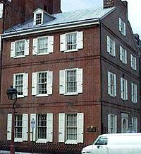 Girard Medical Center >> Shippen/Wistar House