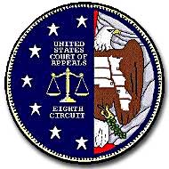 Seal of United States Eighth Circuit Court of Appeals