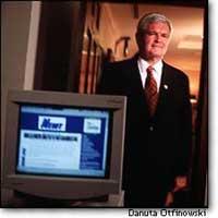 Newt Gingrich — Internet Evangelist