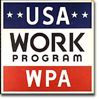 Works Progress Administration logo