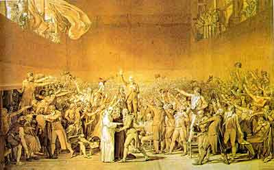 The Tennis-Court Oath