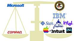 Who's who in U.S. vs. Microsoft