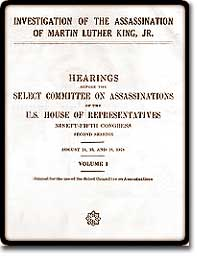 MLK Jr. Report