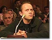 Lars Ulrich — Metallica