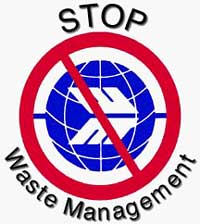 Stop Waste Management!