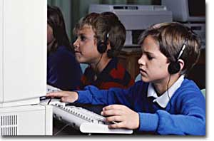 Computing in the classroom