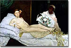 Manet's <i>Olympia</i>