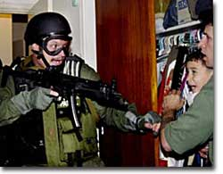 Elian Gonzalez seized in Miami