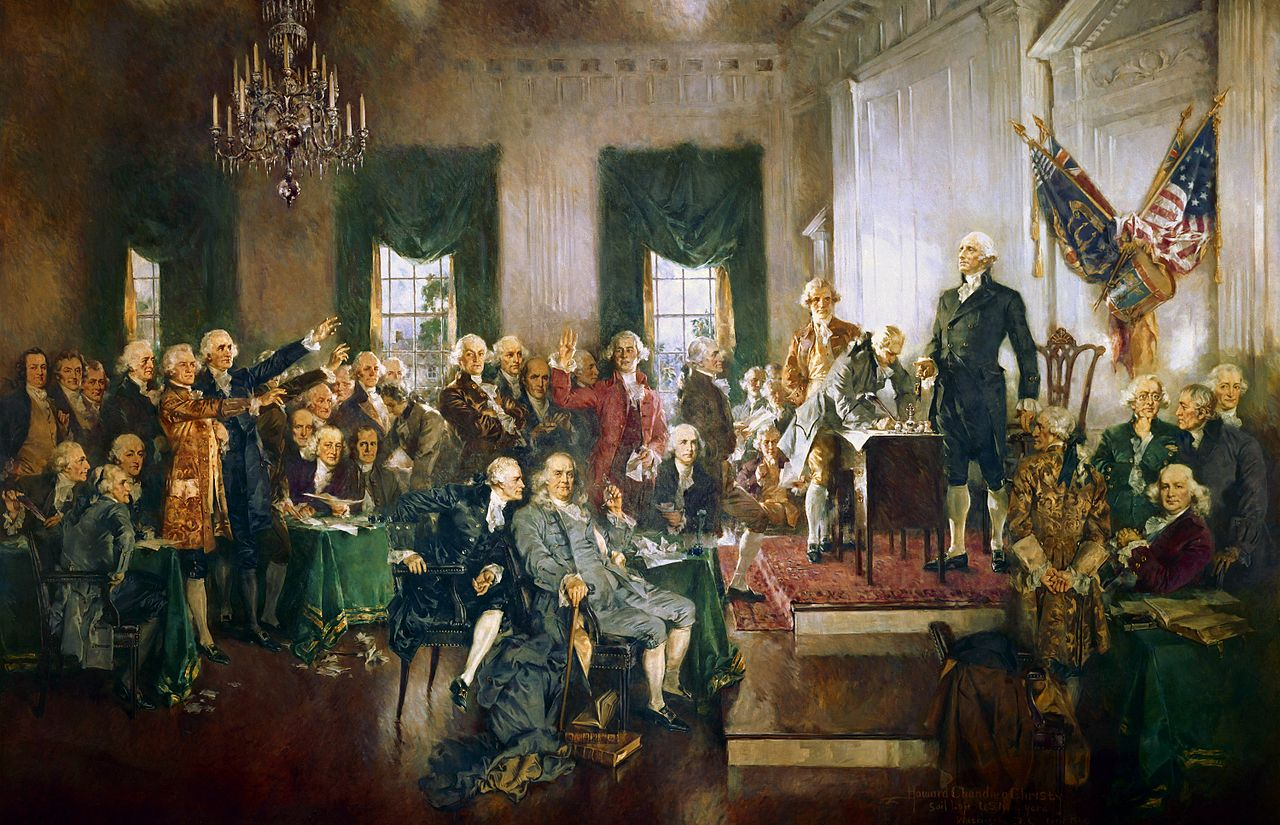 Creating the Constitution [ushistory org]