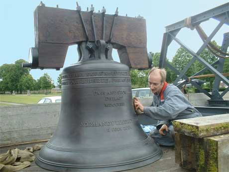 Normandy Liberty Bell