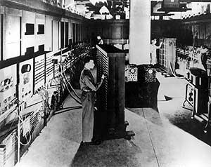 the eniac computer the first processor invented First digital computer the eniac was invented by j presper eckert and john mauchly  the eniac was the first digital computer  19mhz palm processor,.