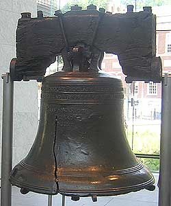 an introduction to the history of the liberty bell The president's house: freedom and slavery in making a the current entrance of the liberty bell center in independence national historical park philadelphia, pennsylvania rfq responses due july 4, 2007 i introduction the city of philadelphia (the city), in partnership with.