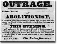 Anti-Abolitionist Handbill