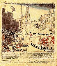 the boston massacre org boston massacre