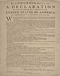 The Declaration of Independence [ushistory.org]