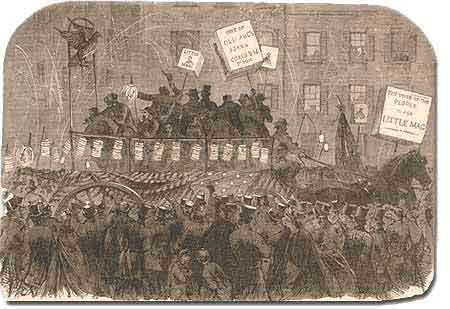The Election Of 1864 Ushistory Org