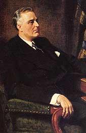 Franklin Delano Roosevelt (1933-1945)