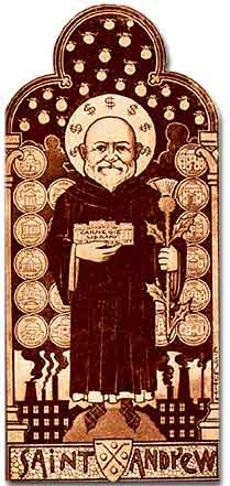 The New Tycoons: Andrew Carnegie [ushistory org]