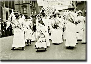 Women's Suffrage at Last [ushistory org]
