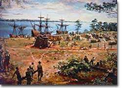 Jamestown Settlement And The Quot Starving Time Quot Ushistory Org
