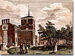 City Of Brotherly Love Philadelphia Ushistoryorg