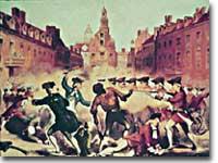 named the boston massacre