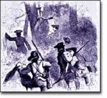 Insurgents of Shays' Rebellion