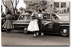 little rock nine effects
