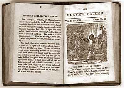 Abolitionist pamphlet