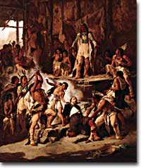 John Smith and Pocahontas Story http://www.ushistory.org/us/2e.asp
