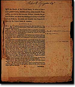 the process of the ratification of the american constitution What was the ratification process for the original us constitution what was the timeline for this process.